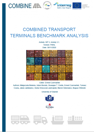 Combined Transport Terminals Benchmark Analysis